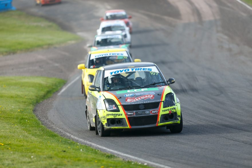 Junior Rallycross