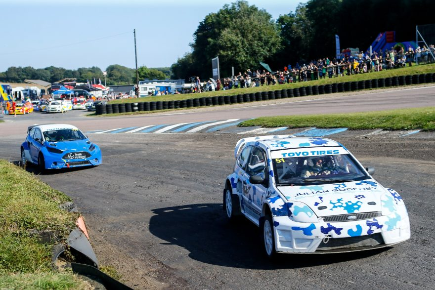 British Rallycross at Lydden Hill