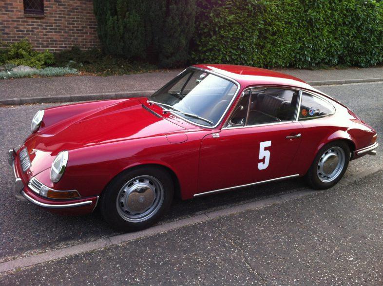 Elford Porsche