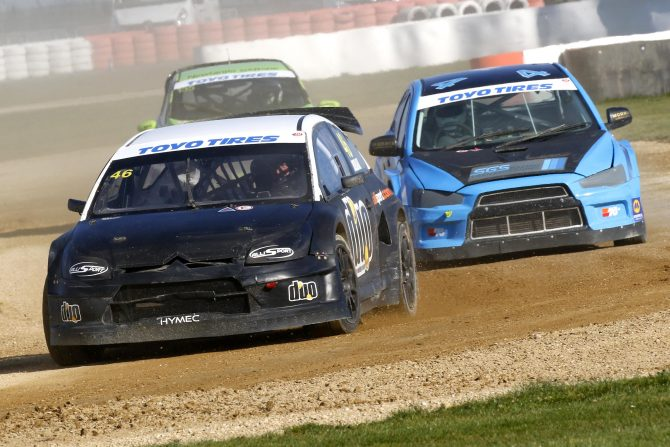 Lydden entry pic