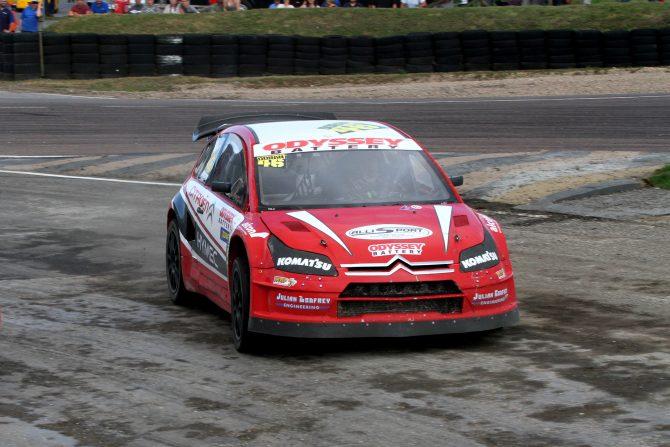 LD Motorsports Citroen C4
