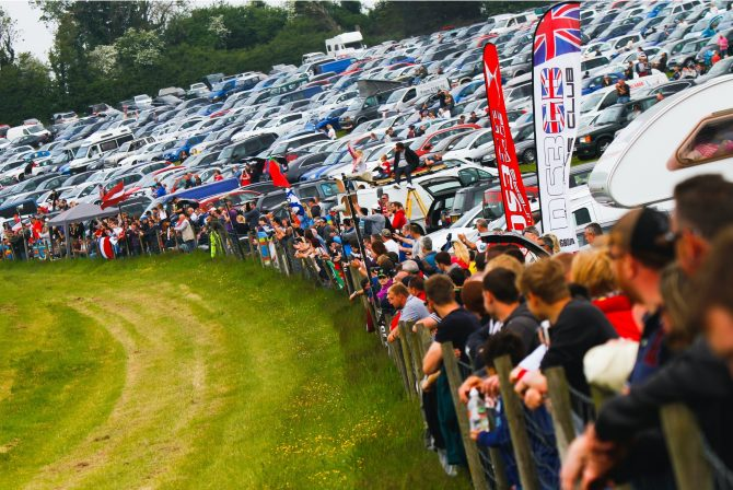 Lydden Crowd