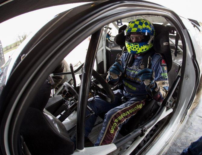 Derek Tohill to drive LD Motorsport DS3 in World Rallycross