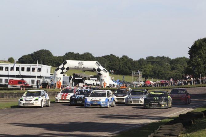 british rallycross set to stream lydden live msa british rallycross. Black Bedroom Furniture Sets. Home Design Ideas