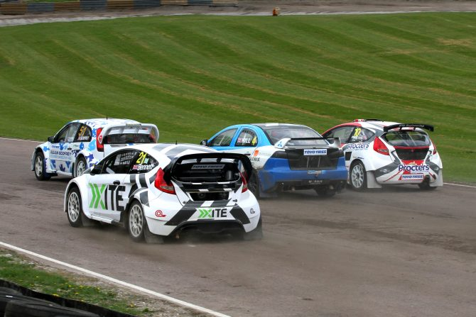 Supercar pack Lydden