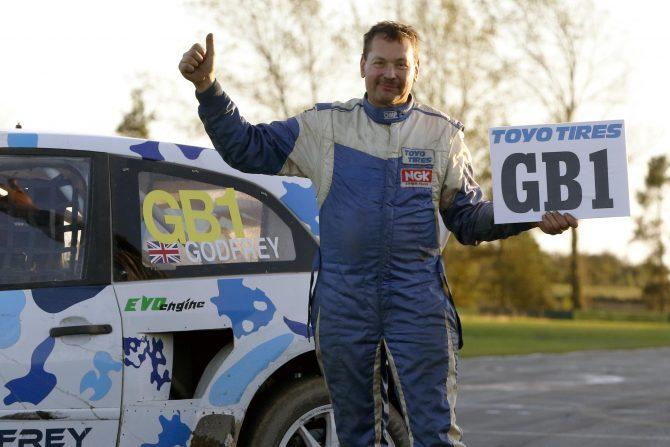 Godfrey Champion