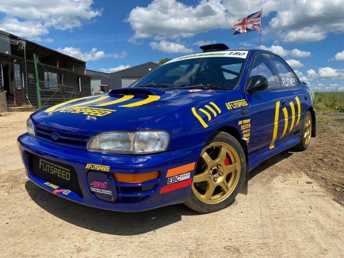 Ian Flitney Subaru