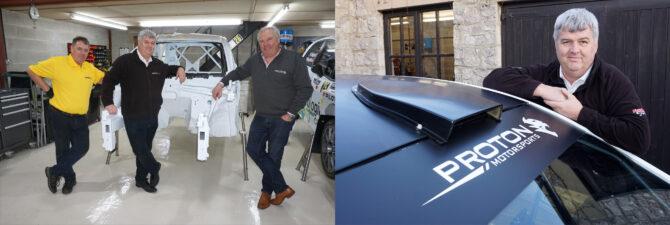 RX Racing Proton